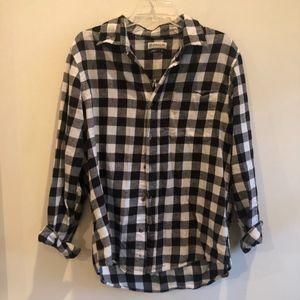 Magellan buffalo plaid shirt